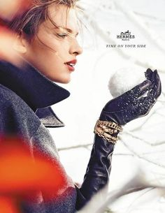 HERMES Ad Campaign 2012-13 FW