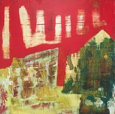 """Contemporary Artists of California: Contemporary Art, Abstract,Expressionism, Studio 9 Fine Art """"Will You"""" by International Abstract Artist Amanda Saint Claire"""