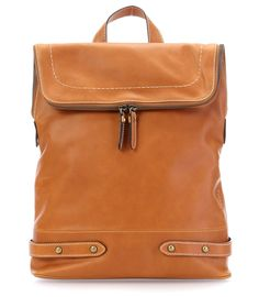 wardow.com - #backpack #Picard Willow Rucksack Leder cognac 33 cm