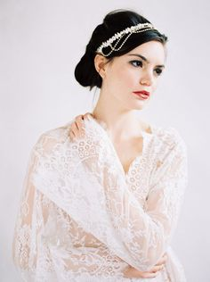 Photography: Erich Mcvey - erichmcvey.com  Read More: http://www.stylemepretty.com/2014/05/27/modern-bridal-shoot-inspiration/