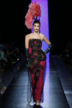 Sfilata Jean Paul Gaultier Paris - Alta Moda Primavera Estate 2014 - Vogue