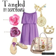 Disney inspired outfit. Cute outfit and romper