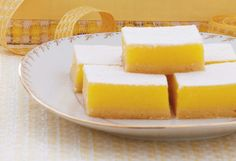 Tangy Lemon Bars (Psst: This is a foolproof recipe for bars that don't get soggy.)