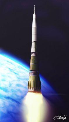N1 Moon Rocket VEXEL by Firmato on DeviantArt