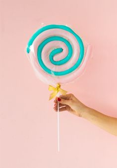 Candy Balloons Party Backdrop