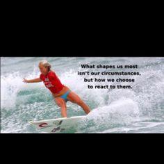 Bethany Hamilton inspires…More #surfing #beach #nature #water #travel #sun #love #surflife