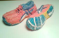 Unas #zapatillas de #chuches por #pypcateringdegolosinas@gmail.com