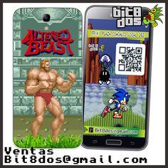 Case Altered Beast de Arcade y sega Génesis o Megadrive #pixelart Te elaboramos cualquier diseño de videojuegos. Más información en bit8dos@gmail.com