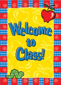 Eureka Teacher Cards, Welcome to Class, 36 Mailable Postcards (831861)