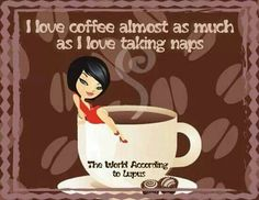 I love coffee almost as much as I love taking naps.. #Coffee #Quote