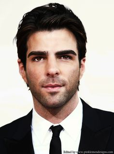 Zachary Quinto. HOLY COW. THATS SPOCK.