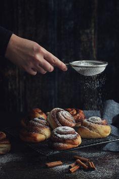 Osie hniezda - recept od Coolinári | food blog Pretzel Bites, Bread, Sweet, Blog, Basket, Candy, Breads, Bakeries