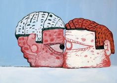 philip guston, Aggressor