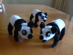 pipe cleaner Pandas