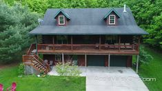Howard Ohio, Knox County Ohio, Mount Vernon Ohio, Sam Miller, Log Cabins For Sale, Apple Valley, Real Estate, Stars, House Styles