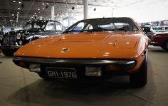 Lamborghini Urraco 1976
