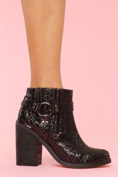Senso moto boots from Nasty Gal  245. I want! Calçados Novos, Saltos Grossos 60125df5cd