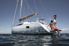 Elan 45 Impression - Yacht and Boat charters in Croatia