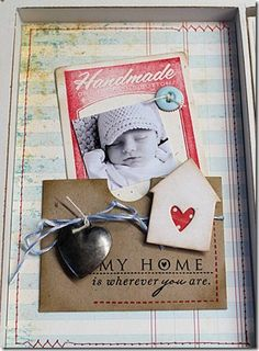 Baby Shadow Boxes Shadow Box And Ultrasound On Pinterest
