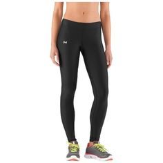Under Armour Women's UA ColdGear® Compression Leggings- my favorite Winter running tights!