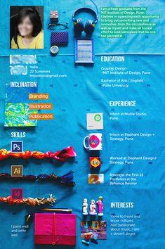 Votre dose de créativité : 12 CV papier au design original !