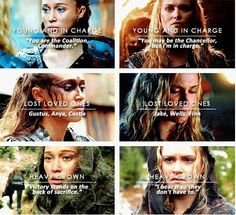 Clexa is ours