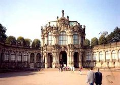 D_Dresden_Zwinger_Palace.jpg Porcelain Collection of August the Strong