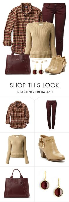 """""""Untitled #1271"""" by gallant81 ❤ liked on Polyvore featuring Cremieux, Le Temps Des Cerises, MICHAEL Michael Kors, Mario Valentino, Syna and Gucci"""