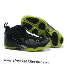 b7579ad0912 Nike Air Foamposite Pro Black Varsity Green 2013