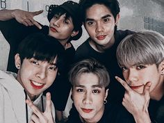 Introducing to you all the first ever boy group in the Philippines 🇵🇭 Korean Entertainment Companies, Aesthetic Shirts, Cute Love Memes, 5 Babies, Jimin Jungkook, My One And Only, Hey Girl, Bts Boys, Jikook