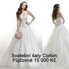 Svatební šaty Corbin