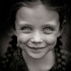 A LITTLE PERSON - Portrait photography is another beautiful type of photography in which face and expressions are prime.