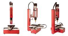 Mini Metal Maker 3D metal clay printer for hobbyists and artisans
