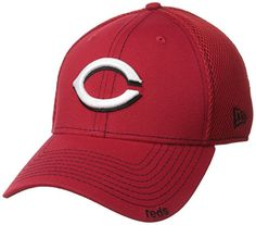 newest cbbb5 29fea Compare prices on Cincinnati Reds Fitted Hats from top sports gear  retailers. Save money when buying fitted hats.