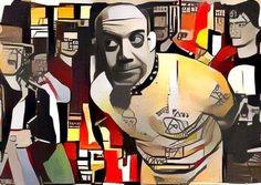 GG Giamatti by Riz #riz #artlife #artlovers #artistsoninstagram #punk #paypal #painter #paulgiamatti #ggallin #ggallinart #ggallinhated #ggallinandantiseen #ggallinandtheholymen