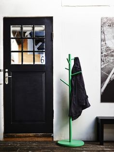 IKEA PS 2014 kapstok   #IKEA #IKEAPS2014 #hal #gang #kapstok #eyecatcher #groen