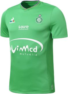 Nice Day Sports: AS Saint-Étienne 2015-16 Le Coq Sportif Home, Away...