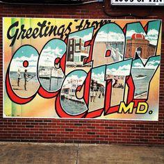 Ocean City, Maryland: Boardwalk