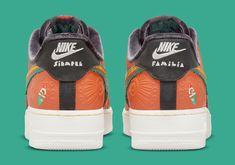Nike Air Force 1 Low «SiEMPRE Familia»