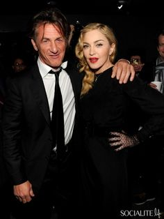 #SeanPenn and #Madonna attend Madonna and Steven Klein secretprojectrevolution at the #GagosianGallery on September 24, 2013 in New York City.  http://celebhotspots.com/hotspot/?hotspotid=4981&next=1