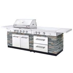 Kitchenaid 9 Burner Island Grill In 2019 Grill Island