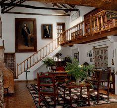 President's living room