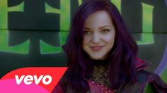 """Descendants Cast - Music video for """"Rotten to the Core"""" (From """"Descendants""""). READ IT: http://grown-up-disney-kid.tumblr.com/post/125721950254/a-few-thoughts-on-descendants"""
