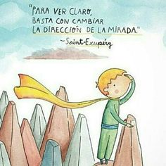 Little Prince Quotes, The Little Prince, Words Quotes, Life Quotes, Inspirational Phrases, Special Quotes, More Than Words, Spanish Quotes, Picture Quotes