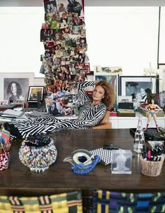 New York-based fashion designer Diane von Furstenberg chats about searching for a new ambassador via her TV show House of DVF, her beloved wrap dress and more quotable quips about working at her eponymous brand Diane Von Furstenberg, Natalia Vodianova, Anna Wintour, Tom Ford, Gil Jung, Tv Star, Christian Louboutin, Space Matters, Reality Tv Shows