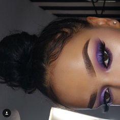 Beauty feature : @yemani_elise #makeupforblackwomen