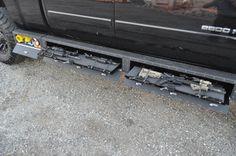 Running Board Gun Storage for Your Pickup Truck :