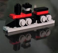lego microscale trains - Google Search