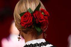 Dolce & Gabanna hairstyle