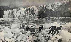 Antártida: Shackleton: Desembarcando en las Georgias del Sur